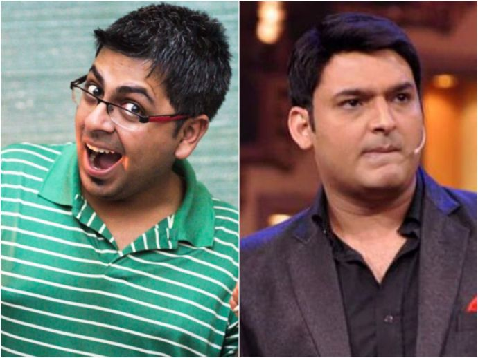 Kapil Sharma, Stand-up Comedian, Abijit Ganguly, The Kapil Sharma Show, Plagiarism, comedy