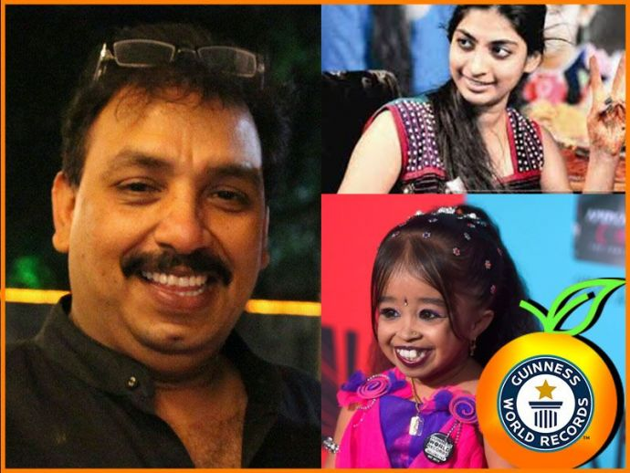 Guinness world book of records, Nagpur, Vishnu Manohar, Ketki Hardas, Iqbal Ahmed, Rajesh Burbure, Mohammad Shahzad Pervez, Jyoti Amge, Great Personalities Of Nagpur, Great Personalities From Nagpur Who Entered Guinness Book, Guinness World Record Holders, Nagpur Natives Who Entered Guinness Book