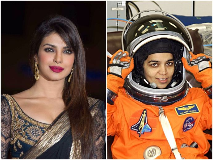 Priyanka Chopra, Kalpana Chawla, BioPic, Hindi film, Bollywood, quantico, baywatch