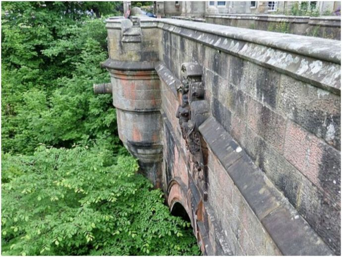 ghosts, haunted, spooky, mysterious, dogs, suicide, town, scotland, overtoun bridge, lady overtoun, jump, leap, die, death, injuries, 650, folklore, story, mystery, canine, psychologist