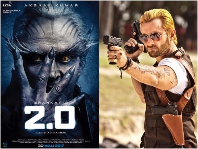 Sequels, Go Goa Gone, 2.0, Fukrey 2, hindi, movie, bollywood, judwa, robot, endhiran, ABCD