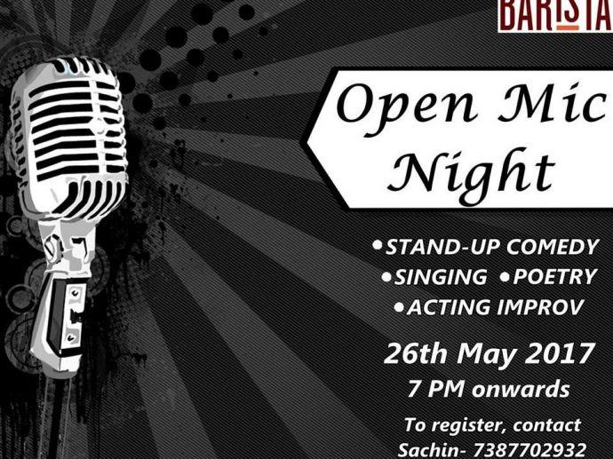 nagpur, events, Barista Open Mic 9