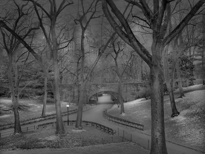 Michael Massaia, Central Park, Central Park night view, Insomniac Photographer, New York, Crazy Photographer, Photographer Michael Massaia, Night Photography By Michael Massaia, Haunted Images By Michael Massaia, Haunting Images Of Central Park, Haunted Photos By Michael Massaia