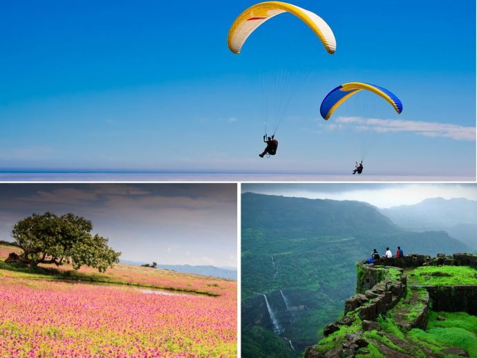Pune, Monsoon Destination, Monsoon Places, Mesmerizing Places, Holiday Destinations