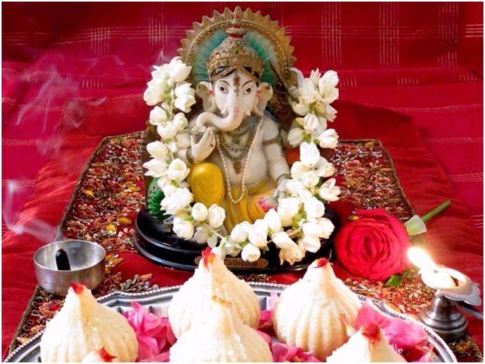Ganesh Charurthi, Modak, food, festivals, chocolate, ice cream, havmor, mango, gulkand
