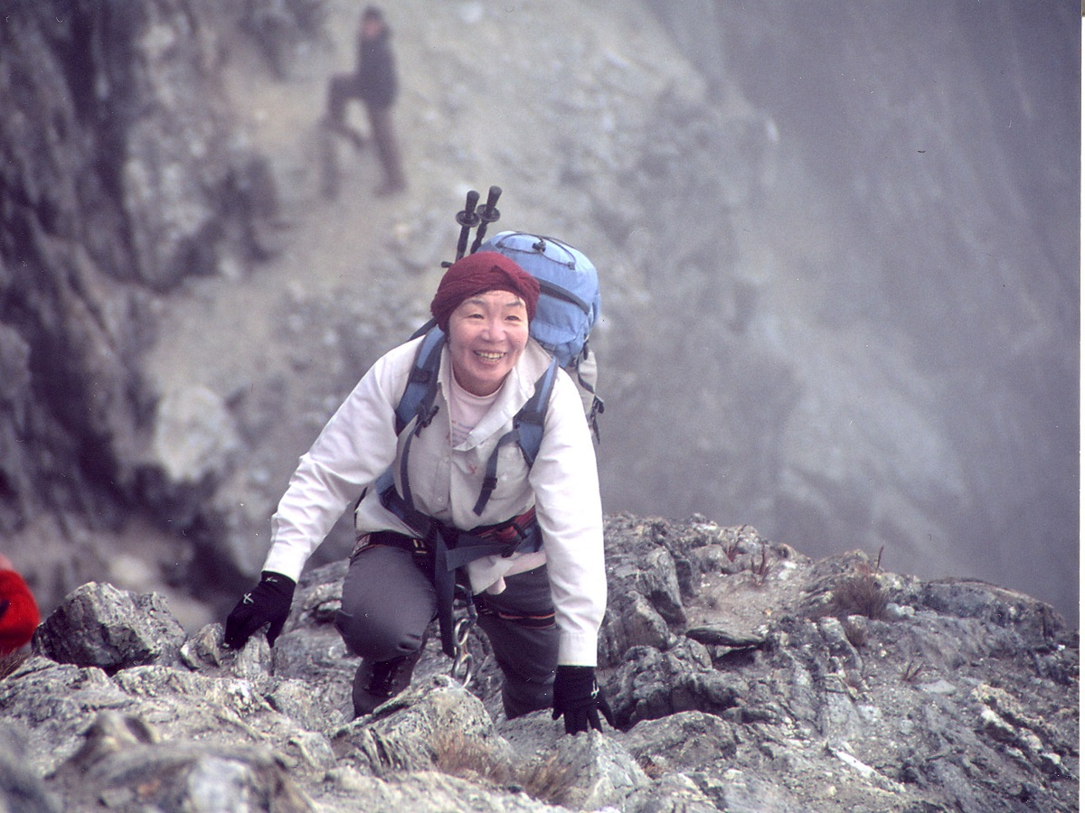 Junko Tabei, Everest, Woman, Mount Everest, Trekking