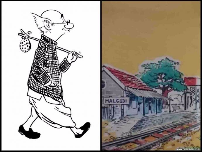 R.K. Laxman, Cartoonist, 24th October, Illustrator, Malgudi days, Common man, balasaheb thackeray