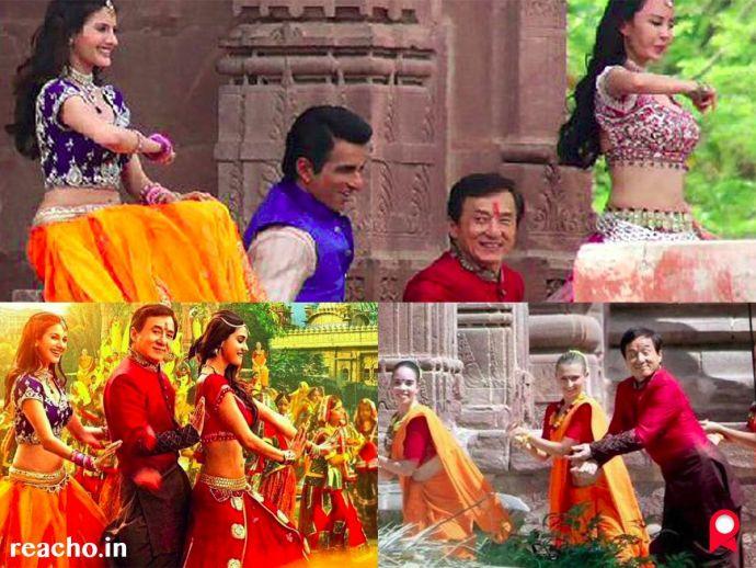 Jackie Chan, Bollywood, Disha Patani, Amyra Dastur, Sonu Sood, Stanley Tong helmed Kung Fu Yoga