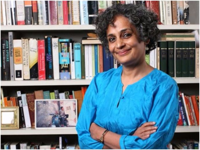 Arundhati Roy, Author, 55th birthday, God of Small Things, Ministry of Utmost Happiness, activist