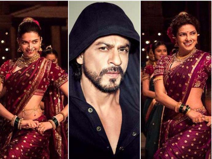 Sharukh Khan Don, Don 3, Deepika Padukone, Priyank Chopra, Shah Rukh Khan, Padmavati
