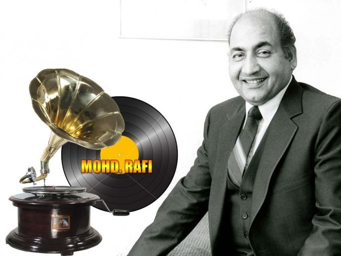 Mohammad Rafi, Legend, Singer, bollywood, old, human