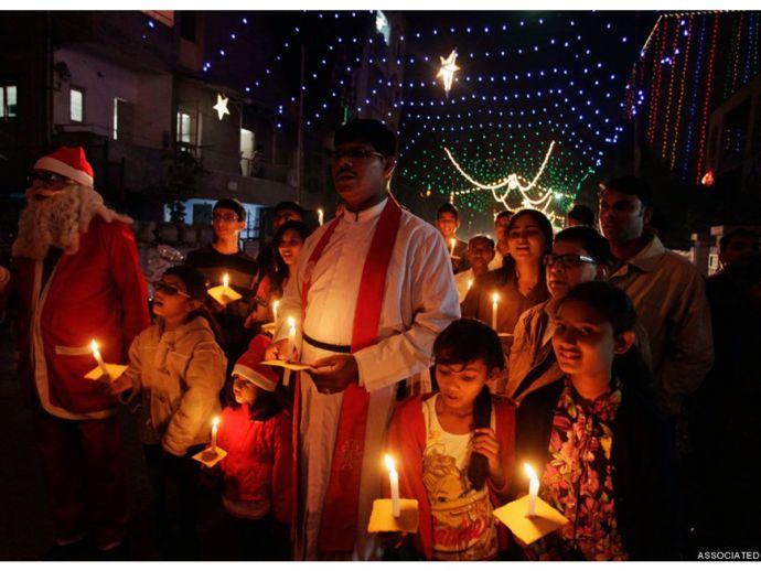 Church, Cathedral, Nagpur, Midnight mass, Christmas, Santa Claus, Christmas Eve, Celebration, Top 10 churches