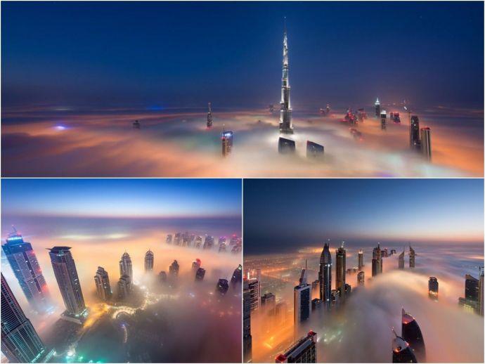 Dubai, skyscraper, UAE, Burj Khalifa, photography