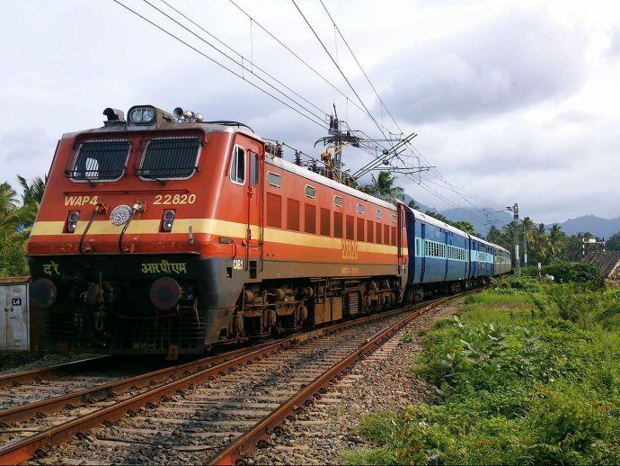 Female, Female Railway Employee, Railway, Refuse To Sing, Transfer Order