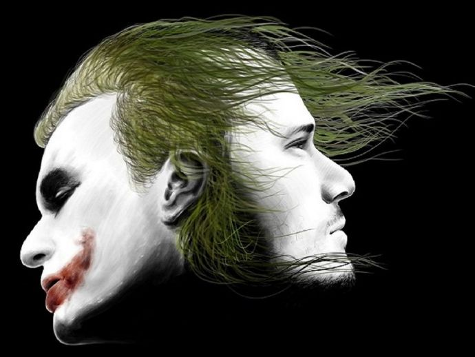 Heath Ledger, actor, death, die, died, January 22, 2008, drugs, overdose, high, insomnia, sleep deprived, role, joker, The Dark Knight, movie, character, negative, villian, psychological, psyche, diary, haunting, bye bye, words, comics, animals, manic, an