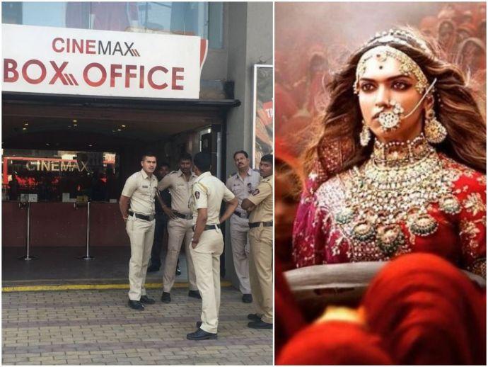 nagpur, nagpur news, nagpur Padmaavat, Nagpur cinema halls, Padmaavat Release, Police Security, padmaavat police, bajrang dal
