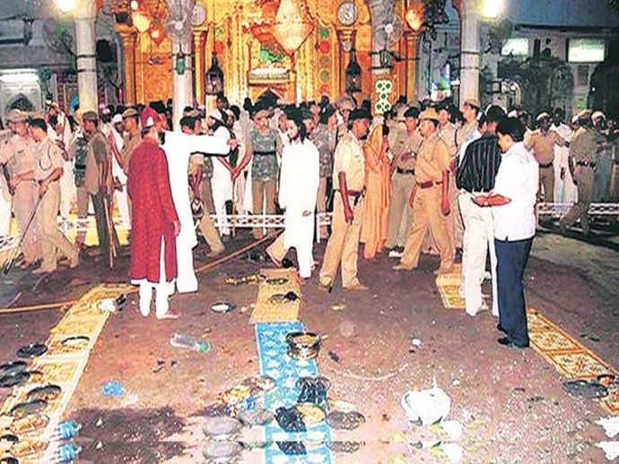 NIA Jaipur Court, Ramazan, Ajmer, Ajmer Blast Case, National Investigation Agency, court, mecca masjid bombing, 2007 Ajmer Blast, Khawaja Moinuddin Chishti Dargah