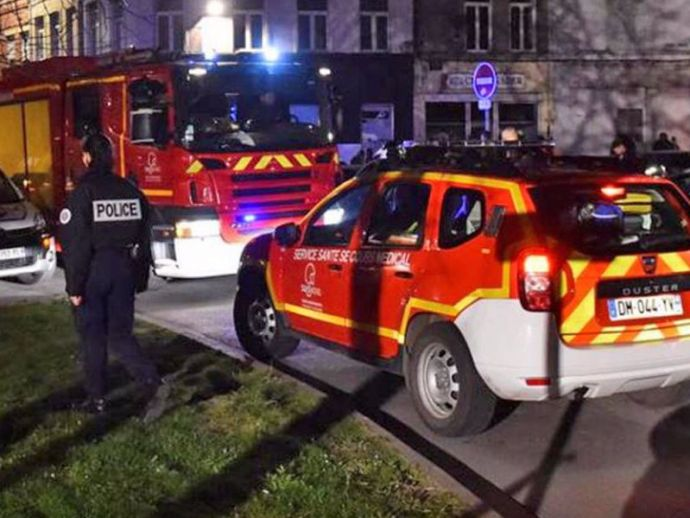 France, Lille, terrorist attack, shooting, drugs