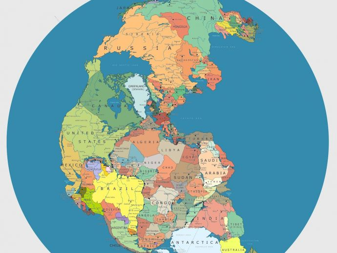 Pangea, supercontinent, continent, Asia, Europe, Australia, America, Gondwana, Africa, India, Madagascar, Ancient Supercontinent, Panthalassa, Euramerica, Angaran Continent, Earth Before 270 Million Years Ago, Ancient Earth One Continent, Ancient Geograph