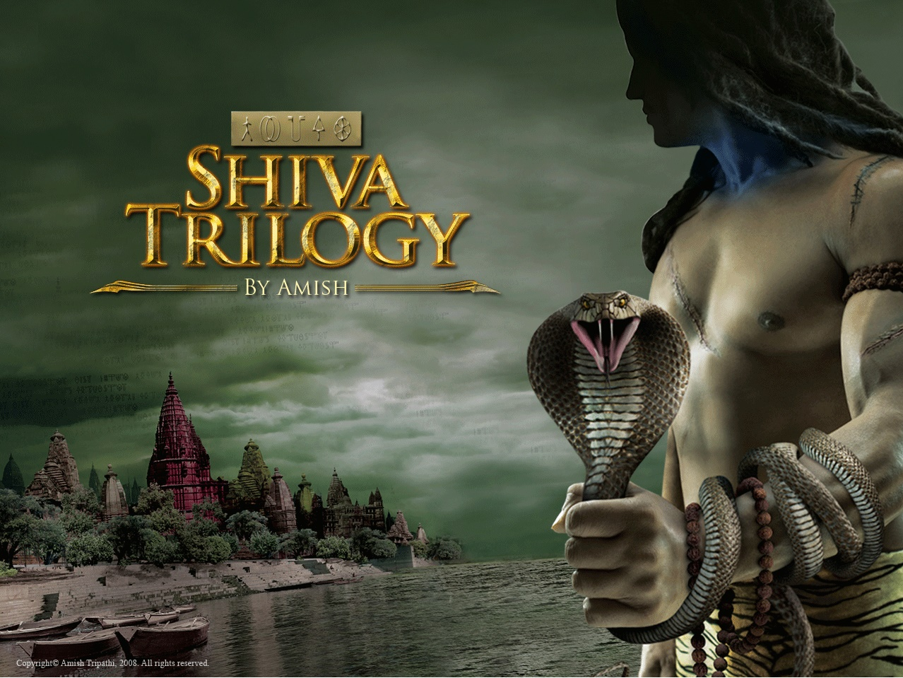 Amish Tripathi, Shiva Trilogy, Mumbai, Banaras, Religion, Writer