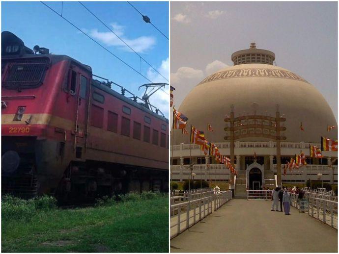nagpur, nagpur news, mumbai, mumbai news, nagpur to mumbai train, Dhamma Chakra Pravartan Din, Deekshabhoomi, Thane, Kalyan, Igatpuri, Nasik Road, Manmad, Bhusaval, Malkapur, Shegaon, Akola, Badnera, Chandur, Dhamangaon, Pulgaon, Wardha, Sewagram, Sindi,