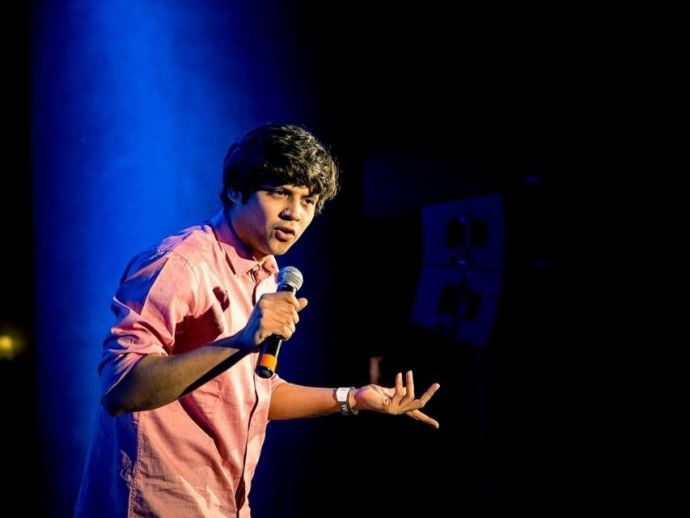 Rahul Subramaniam, Stand-up comedy, MBA, Breakup