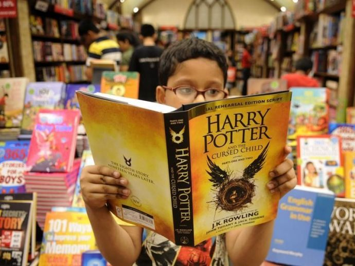 Harry potter, syllabus, books, ICSE, Tintin, Shakespeare, Enid Blyton