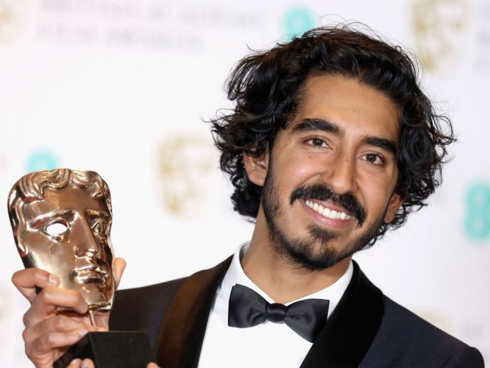 Dev Patel, Indian, award, Indian Actor for Oscar, Lion, BAFTA, Dev Patel oscar nomination