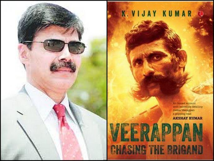 K Vijay Kumar, IPS, Veerappan, sandalwood, smuggler, veerappan chasing the brigand, tamil nadu, police, operation cocoon, jayalalitha, book, Sandalwood Smuggler, K Vijay Kumar Book
