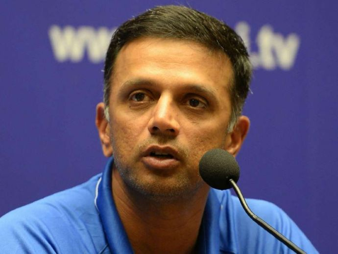 Rahul Dravid, cricket, cricketer, U-19, coach, team, players, former, jammy, the wall, modest, honest, equal, pay, parity, BCCI, national, governing, body, sport, cash, prize, award, success, press conference, support, staff, beneficiaries, Indian Express