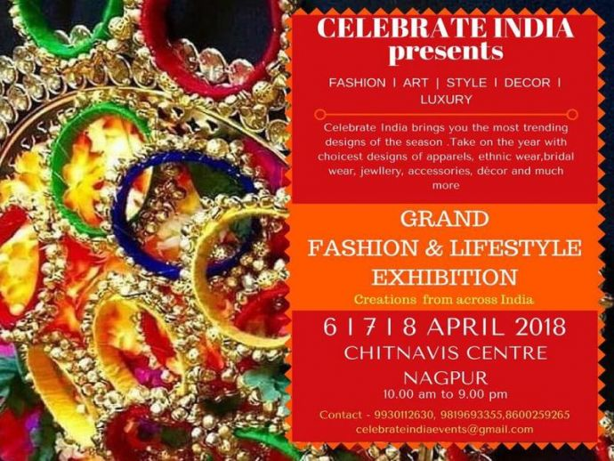 Nagpur, Event, Celebrate India Fashion & Lifestyle Exhibition