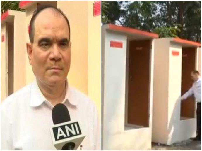 pune, pune news, pune metro, pune Thermocol, Thermocol toilets, swachh bharat, BJP, MODI