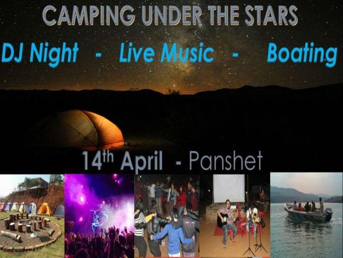 Pune, Event, Summer Camping At Panshet