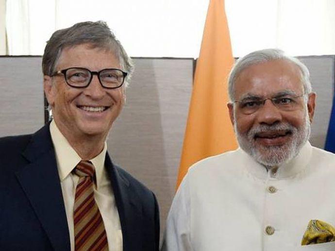 PM Modi, Bill Gates, Swachha Bharat Abhiyan, Jahan Soch Wahan Shauchalay, Bill Gate's blog, gatesnotes, thinking toilets, Narendra Modi