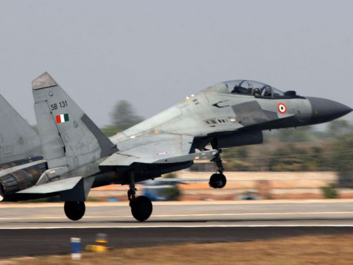 sukhoi, IAF, India, sukhoi-30, China, border, LOC, Assam, Tezpur