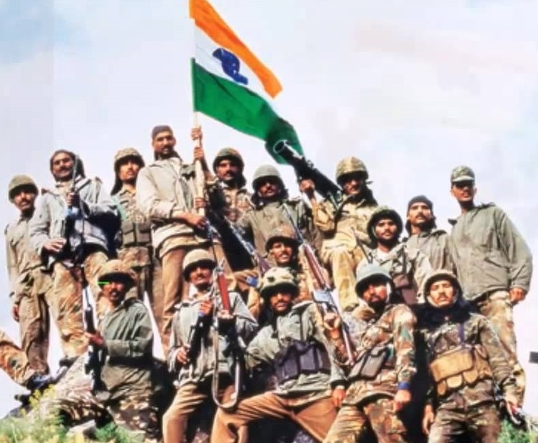 Interesting facts about Kargil War, Kargil war, 17th Kargil Vijay Diwas, Pakistan Army