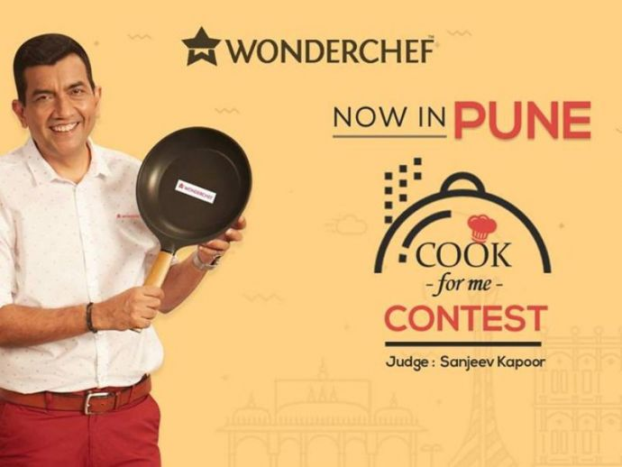 Pune, Events, COOK for ME Contest