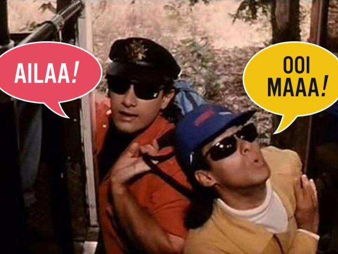 movie, sequel, Andaz Apna Apna, director, worthy, rajkumar santoshi, funny, comedy, salman khan, aamir khan, raveena tandon, karishma kapoor, paresh rawal, shakti kapoor