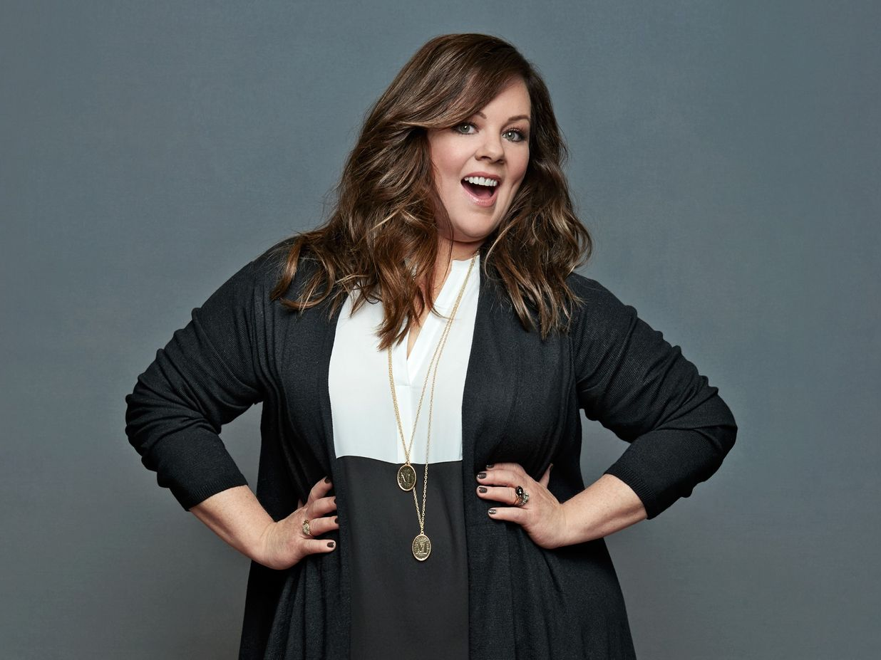 Melissa, Mccarthy, Melissa McCarthy, Gilmore Girls, McCarthy, Sookie St. James, TV Series, Molly, Mike & Molly, Megan Price, Bridesmaids, The Heat, Detective Mullins, Susan Cooper, Spy, Funny Woman, Second, Second Highest Earner