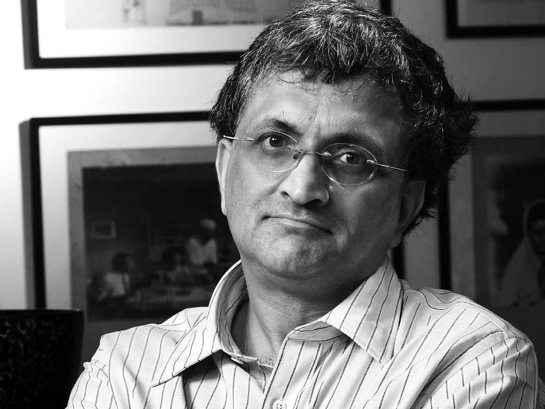 Ramachandra Guha, Rahul Gandhi, Sahitya Akademi Award, BJP