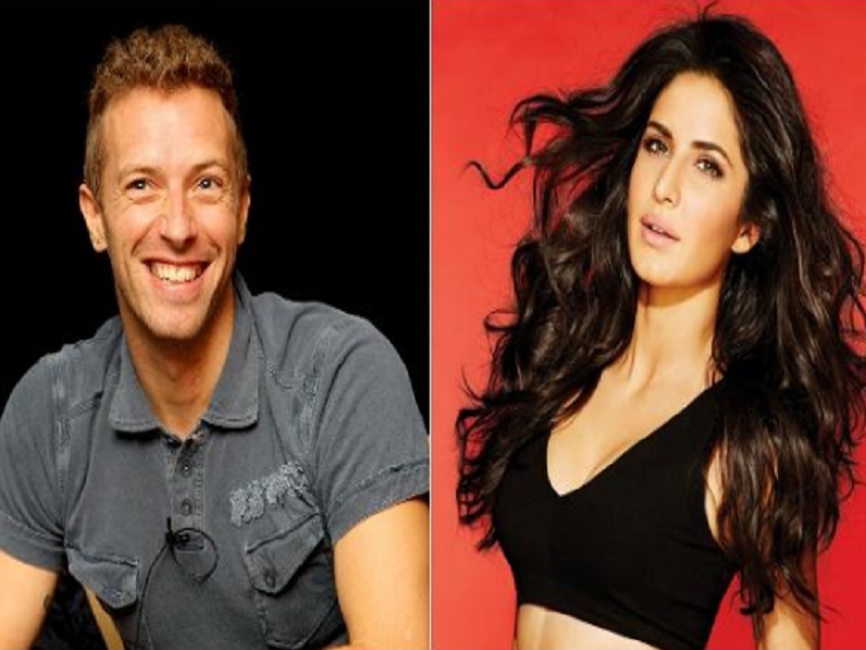 Katrina Kaif, Chris Martin, Coldplay, Chris Martin's troll