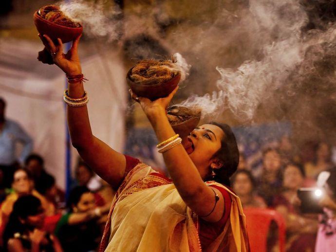 nagpur, nagpur news, Dhunuchi Naach, durga, navrarti, Durga pooja, garba, Durga idols, Bengali, dance, computation
