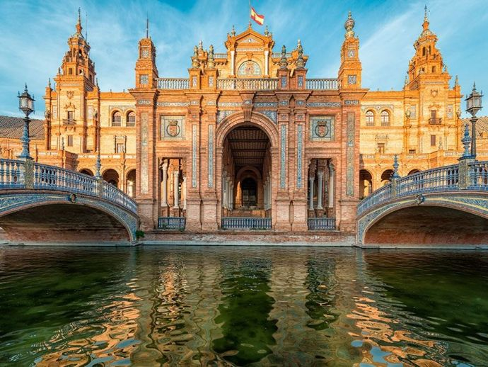 Seville, Spain, travel, tourism, destination, tourist, Lonely Planet, site, magazine, 2018