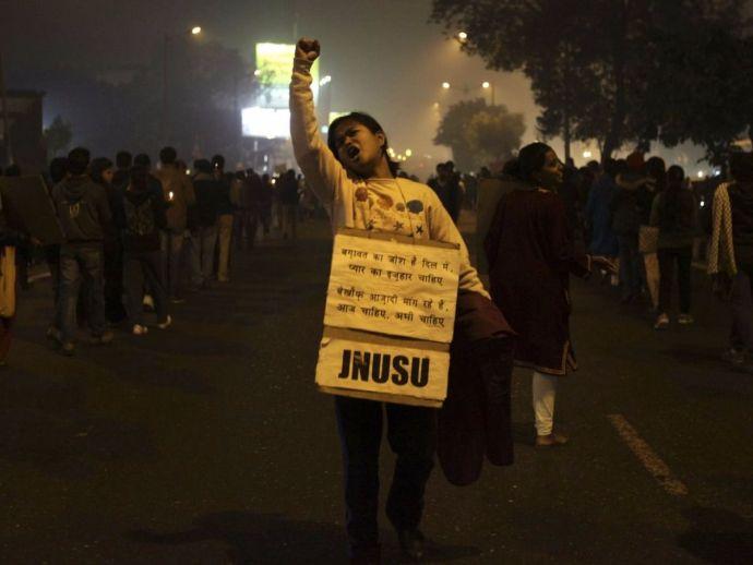 JNU, University, Delhi