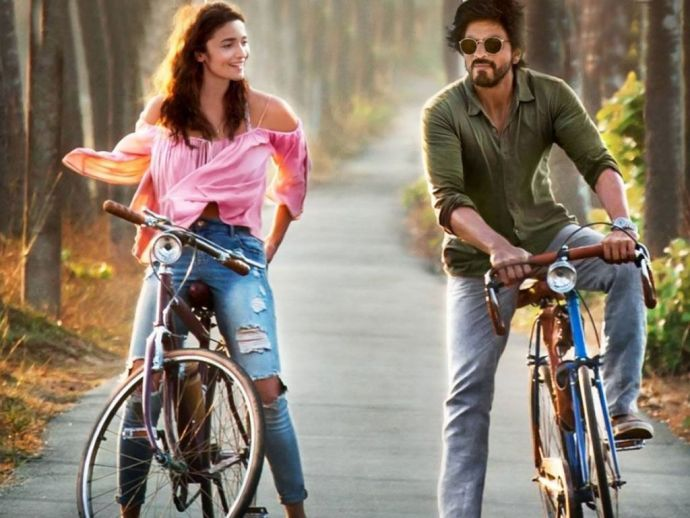 Dear Zindagi, Shahrukh Khan, Alia Bhatt, Movie, Advise, Life, Quotes