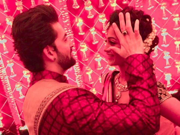 Neil Nitin Mukesh, Rukmini Sahay, Marriage
