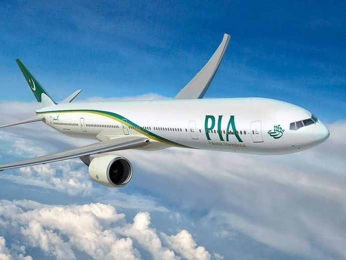 Pakistan Airlines, Extra Passengers, South Central Asia Airline, industry Air transport, news, pakistan, boarding passes, PIA, Pakistan International Airlines, PK-743