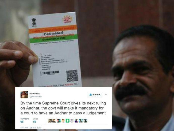 Aadhaar card, Aadhar Programme, Narendra Modi, Yogi Adityanath, AadhaarMemes, Twitter, Tweets On Aadhar Card Compulsion, Aadhar Card Update