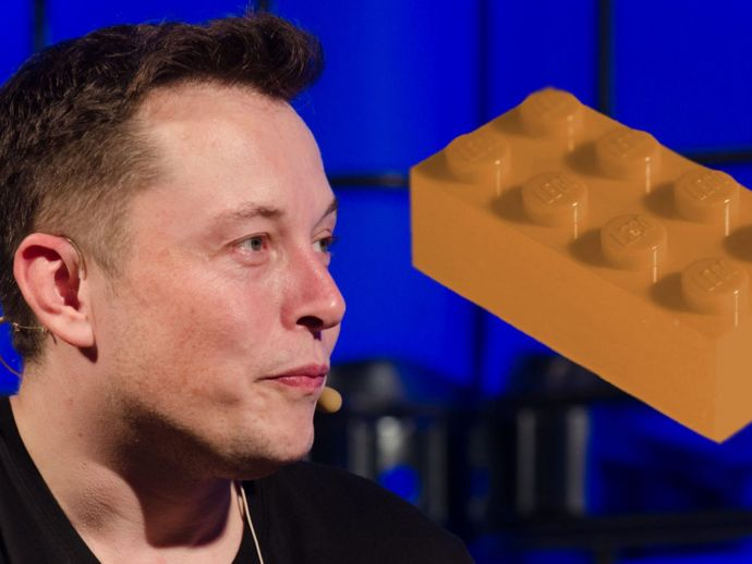 Elon Musk, tech, giant, czar, project, lego, blocks, building, rock, bizarre, impossible, houses, construction, Boring Company, loop, hyperloop, LA, Chicago, Maryland, twitter, merch, Egypt, pyramids, Sphinx, temple of Horus, Tesla, Model 3, Level 5, Road