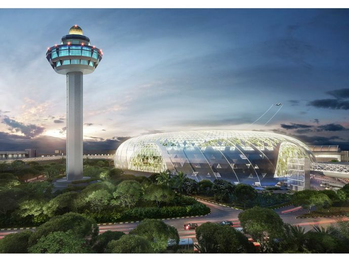 World Airport Awards, 2018, Skytrax, Best Airport, Singapore, Changi Airport, Oscars, Stockholm, Sweden